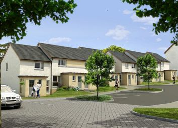 Thumbnail 3 bed semi-detached house for sale in Woodland Grange, Dalkeith