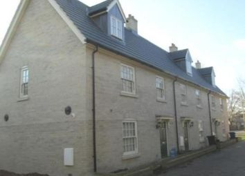 Thumbnail 4 bed end terrace house to rent in Ascot Close, Exning