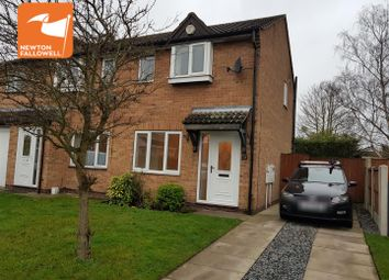 Thumbnail 2 bed semi-detached house for sale in Sycamore Close, Rainworth, Mansfield