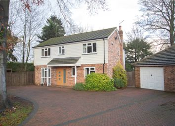 Thumbnail 4 bed detached house for sale in Alderbury Road, Stansted, Essex
