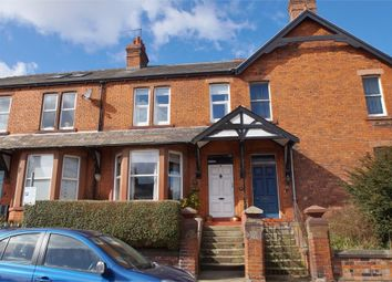 Thumbnail 4 bedroom terraced house for sale in St James Road, Carlisle
