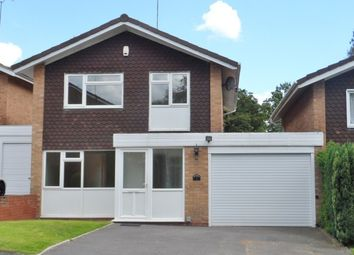 Thumbnail 3 bed detached house to rent in Gilchrist Drive, Edgbaston, Birmingham