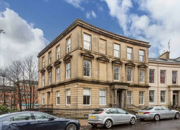 Thumbnail 4 bed flat for sale in Melrose Street, Glasgow