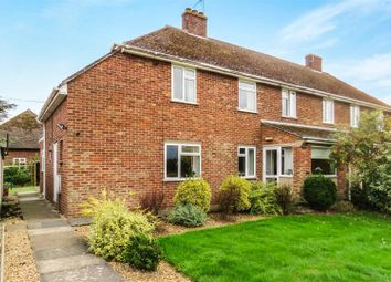 Thumbnail 3 bed semi-detached house for sale in School Drove, Ramsey Heights, Ramsey, Huntingdon