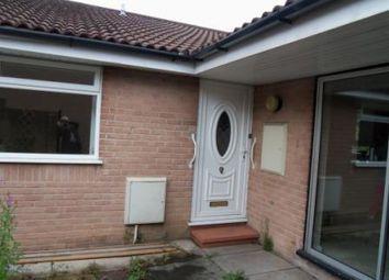 Thumbnail 2 bed bungalow to rent in Holly Close, St George