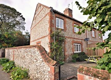 Thumbnail 2 bed cottage for sale in Little Lane, Docking, King's Lynn