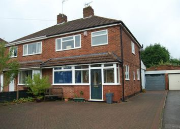 Thumbnail 3 bed semi-detached house to rent in Lawnswood Avenue, Tettenhall, Wolverhampton