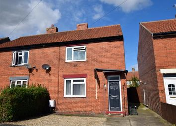Thumbnail 3 bed semi-detached house for sale in Eastfield Road, Norton, Malton