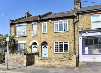 Thumbnail 4 bed terraced house for sale in Ashford Road, South Woodford, London