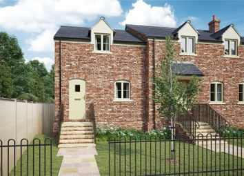 Thumbnail 2 bed semi-detached house for sale in Plot 6, Lake Lane, Frampton On Severn, Gloucester