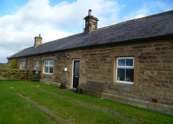 Thumbnail 1 bed cottage for sale in Alnwick, Northumberland