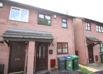 Thumbnail 2 bedroom end terrace house to rent in Petford Street, Cradley Heath, West Midlands
