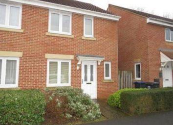 Thumbnail 3 bedroom semi-detached house to rent in Rudman Park, Chippenham