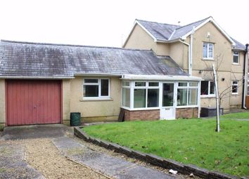Thumbnail 3 bed detached house for sale in Llangyfelach Road, Penllergaer, Swansea