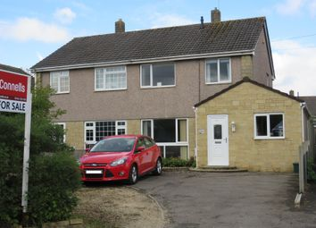 Thumbnail 3 bed semi-detached house for sale in Badminton Road, Coalpit Heath, Bristol