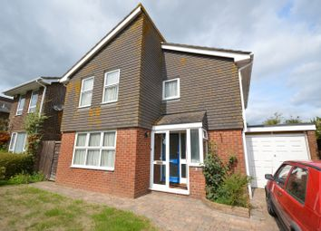 Thumbnail 3 bed detached house to rent in Lamorna Gardens, Westergate