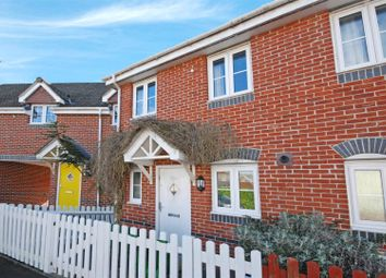 Thumbnail 2 bed terraced house for sale in Fletton Link, Hermitage, Thatcham