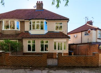 Thumbnail 3 bed semi-detached house for sale in Harecroft Parade, King's Lynn