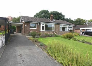 Thumbnail 2 bed semi-detached bungalow to rent in Park View Drive, Chapel En Le Frith, High Peak
