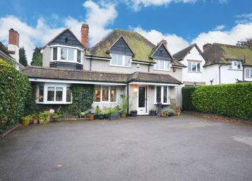 Thumbnail 3 bed detached house for sale in Dove House Lane, Solihull