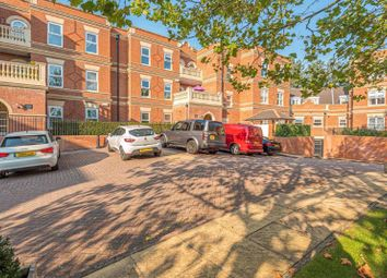 Thumbnail 2 bed flat for sale in Franklin Court, Wormley, Godalming