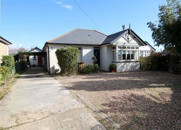 Thumbnail 4 bed detached bungalow for sale in Widey Lane, Crownhill, Plymouth