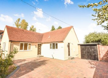Thumbnail 2 bedroom detached bungalow for sale in Church Lane, Bocking, Braintree