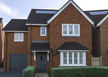 Thumbnail 4 bed detached house for sale in Day Close, Horley