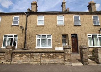 Thumbnail 3 bed terraced house for sale in City Road, Littleport, Ely