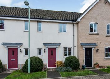 Thumbnail 2 bed terraced house to rent in Windmill Close, Lakenheath, Brandon