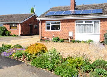 Thumbnail 3 bed semi-detached bungalow for sale in Ellis Close, Cambridge, Cambridgeshire