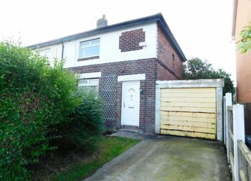 Thumbnail 2 bed semi-detached house for sale in Ashburton Road, Stockport, Stockport
