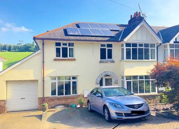 Thumbnail 4 bed semi-detached house for sale in Follaton, Plymouth Road, Totnes