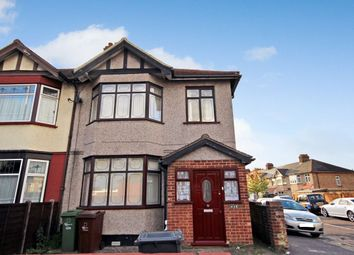Thumbnail 3 bed terraced house to rent in Whalebone Lane North, Chadwell Heath, Romford