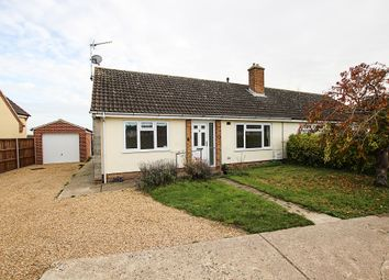 Thumbnail 2 bed bungalow for sale in Baker Drive, Burwell