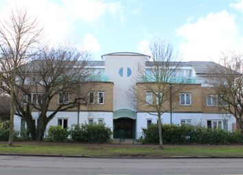 Thumbnail 2 bed flat for sale in Mowbray Road, Cambridge