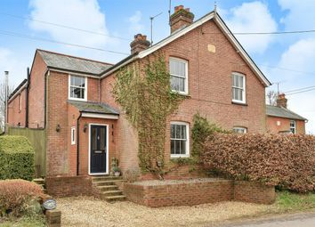 Thumbnail 4 bed semi-detached house for sale in Petersfield Road, Ropley, Alresford, Hampshire