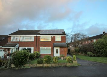 Thumbnail 3 bed semi-detached house for sale in Carver Road, Marple, Stockport