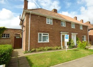 Thumbnail 3 bedroom end terrace house for sale in Bury St. Edmunds, Suffolk