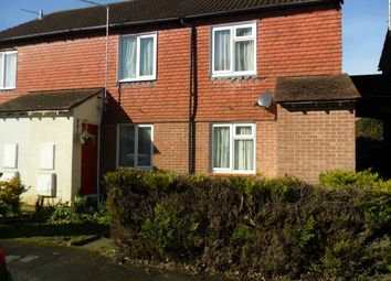 Thumbnail 2 bed terraced house to rent in Grafton Close, Bordon