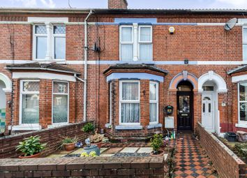 Thumbnail 3 bed terraced house for sale in Desborough Road, Eastleigh