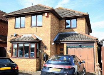 Thumbnail 4 bed detached house for sale in Jarvis Road, Canvey Island, Essex