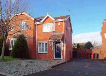Thumbnail 2 bed semi-detached house for sale in Metcalfe Close, Blackburn, Lancashire