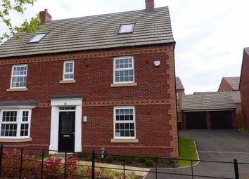 Thumbnail 5 bed detached house for sale in York Way, Northampton