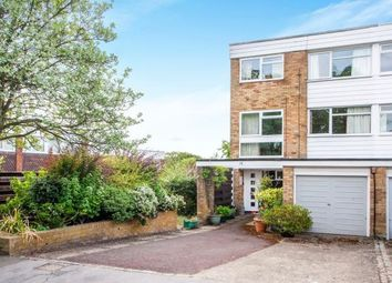 Thumbnail 4 bedroom end terrace house for sale in Sudbury Gardens, Park Hill, Croydon, Surrey