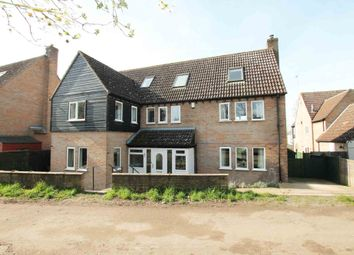 Thumbnail 6 bed detached house for sale in Mill Lane, Burwell
