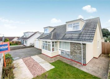 Thumbnail 4 bed bungalow for sale in Mabe Burnthouse, Penryn, Cornwall