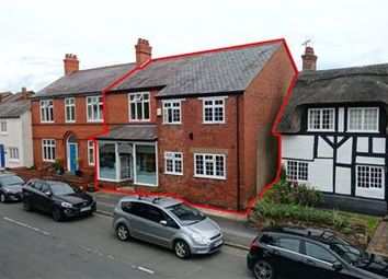 Thumbnail Office for sale in Border House & Former Mill, High Street, Farndon, Chester, Cheshire