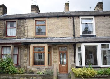 Thumbnail 3 bed terraced house for sale in Cemetery Road, Padiham, Burnley
