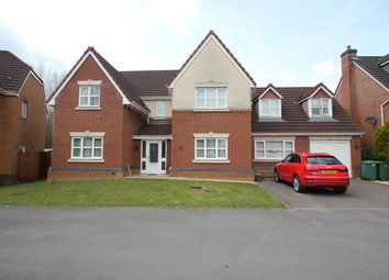 5 bed detached house for sale in Clos Padrig, St Mellons, Cardiff CF3